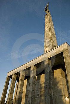 Slavin Memorial Stock Photo - Image: 8064220