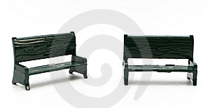 Miniature Benches Stock Images - Image: 8066004