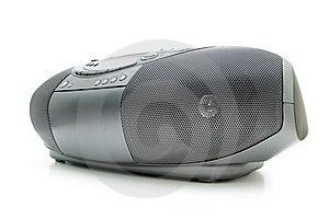 CD Audio Stock Photo - Image: 8067540