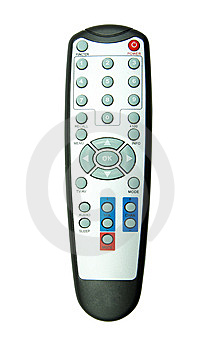 Remote Control Royalty Free Stock Photography - Image: 8070827
