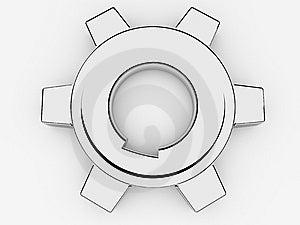 Beautiful Gears Stock Photos - Image: 8070953