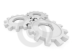 Beautiful Gears Stock Photography - Image: 8071002