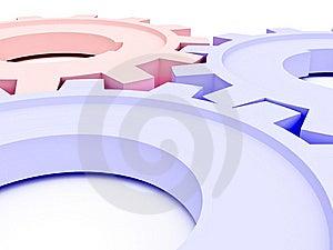 Beautiful Gears Stock Photos - Image: 8071293