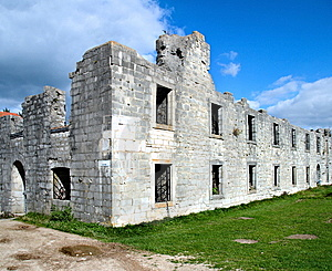 Destroyed Building Royalty Free Stock Image - Image: 8072866