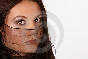 Veil Royalty Free Stock Images - Image: 8073059