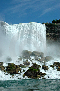 Niagara Falls Stock Image - Image: 8073171