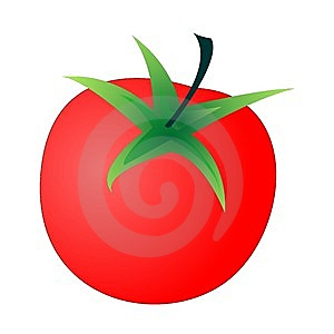Red Tomato Stock Photo - Image: 8073830