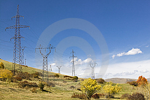 Outskirts Landscape Stock Images - Image: 8074364