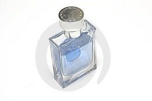 Stylish Perfume Bottle Royalty Free Stock Photography - Image: 8074387