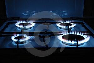 Gas Royalty Free Stock Image - Image: 8074626