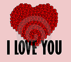 I Love You Stock Images - Image: 8075444