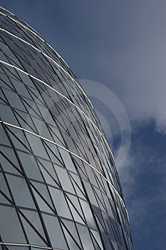 The Gherkin Royalty Free Stock Photography - Image: 8076057