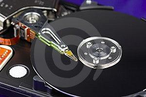 Harddisk Stock Image - Image: 8078351