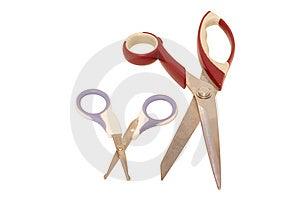 Scissors Royalty Free Stock Photos - Image: 8078988