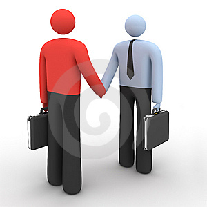 Handshake Free Stock Photography