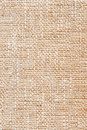 Close-up textured background of burlap.