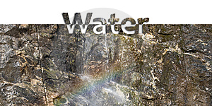 Water Royalty Free Stock Photography - Image: 8080177