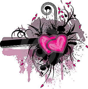 Valentine's Design Element Stock Image - Image: 8081011