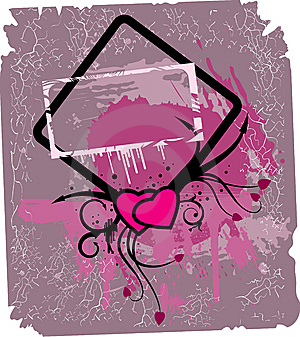 Valentine's Design Element Royalty Free Stock Image - Image: 8081316