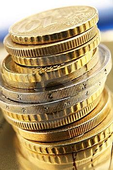Euros Stock Photo - Image: 8082830
