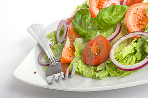 Salad Stock Images - Image: 8083654