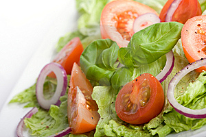 Salad Stock Photos - Image: 8083753