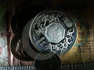 Coin Stock Photos - Image: 8084223