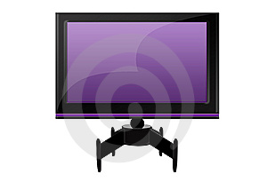 TV5b Royalty Free Stock Image - Image: 8085646