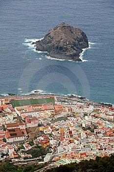Garachico - Canary Island Royalty Free Stock Image - Image: 8086926