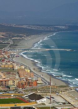 Coastal Beach View Stock Photos - Image: 8088453