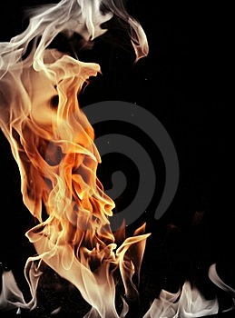 Fire Royalty Free Stock Image - Image: 8088916