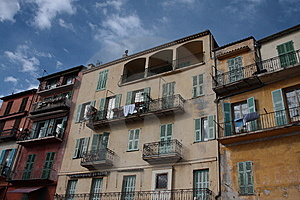 Row Houses Stock Images - Image: 8089644