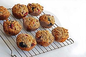 Fresh Baked Muffins Stock Photos - Image: 8089763