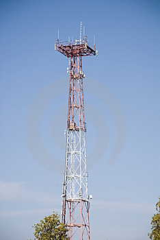 Tower Stock Photo - Image: 8090800