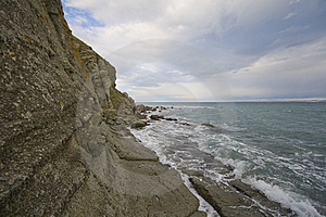 Rocky Coast Royalty Free Stock Photography - Image: 8092217