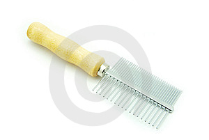 Comb Royalty Free Stock Photos - Image: 8093448