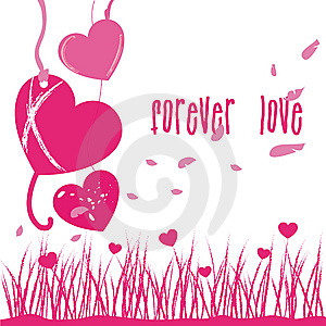 Forever Love Royalty Free Stock Images - Image: 8093459