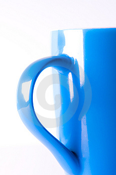 Close-up Of Coffee Mug Stock Images - Image: 8095264