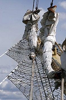 Sails Stock Photo - Image: 8097540