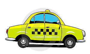 Taxi Stock Photography - Image: 8099922