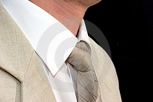 Coat And Tie Stock Photography - Image: 814412