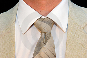 Coat And Tie Stock Photos - Image: 814453