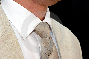 Coat & Tie Stock Images - Image: 814644
