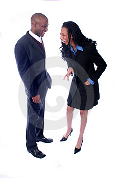African American Business People Free Stock Images