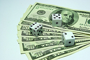 Money And Risk Stock Photos - Image: 816913