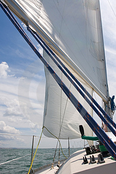 Sailboat Stock Image - Image: 819291
