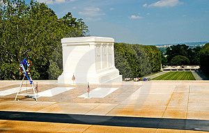 Tomb Of The Unknowns Stock Photos - Image: 819823