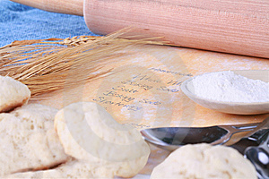 Baking Stock Photo - Image: 8103280