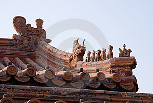 Diseño Religioso Del Tejado Fotos de archivo libres de regalías - Imagen: 8104618