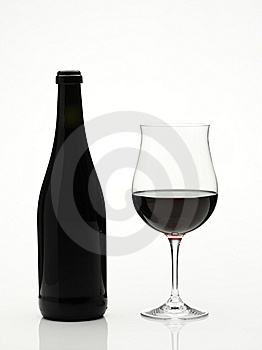 Red Wine Royalty Free Stock Images - Image: 8108389